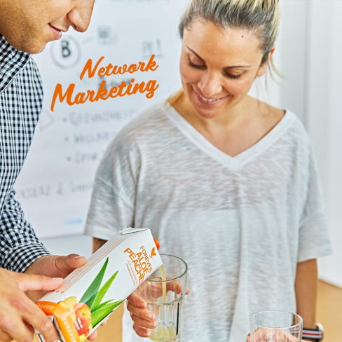 network marketing med studioaloe